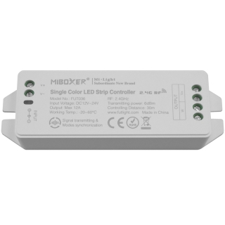 MiBoxer (Mi-Light) FUT036(Upgraded) Stmívač DIM LED pásků DC12-24V/12A